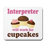 Funny Interpreter Mousepad