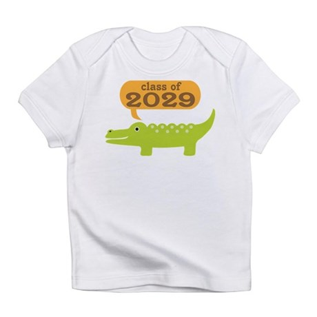 Class Of 2029 Alligator Infant T-Shirt