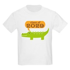 Class Of 2029 Alligator T-Shirt