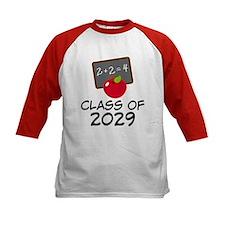 School Class Of 2029 Apple Tee