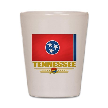 Tennessee Pride Shot Glass