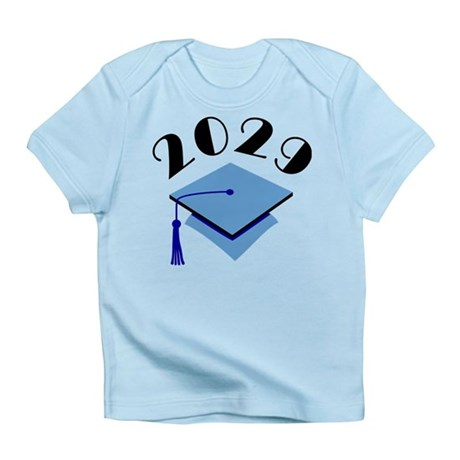 2029 Graduation Hat Logo Infant T-Shirt