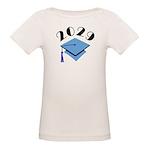 2029 Graduation Hat Logo Organic Baby T-Shirt
