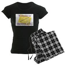 Manuscript Received, Welcome Pajamas