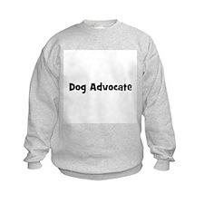 Dog Advocate Sweatshirt