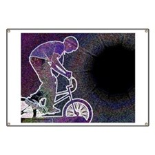 WillieBMX The Glowing Edge Banner