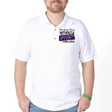 Not Going Down - Lupus T-Shirt