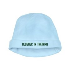 Blogger In Training baby hat