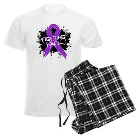 Fighting Back - Lupus Men's Light Pajamas