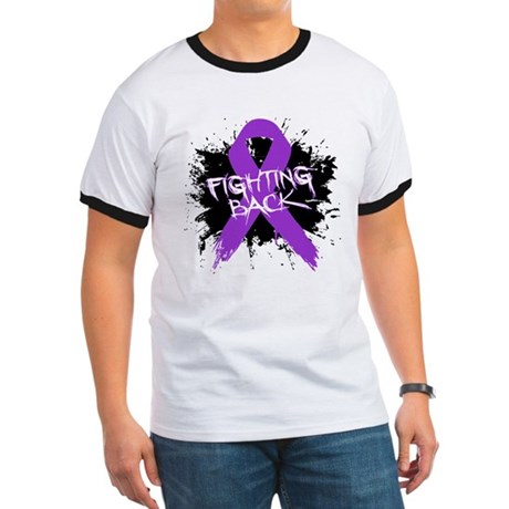 Fighting Back - Lupus Ringer T