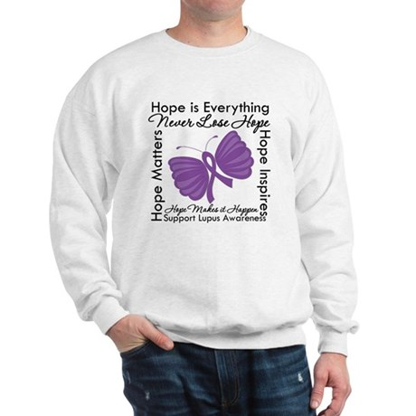 Lupus Hope Is Everything Sweatshirt