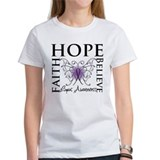 Hope Tattoo Butterfly Lupus Tee