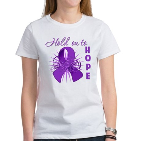 Hold on to Hope Lupus Women's T-Shirt