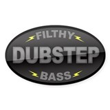 Dubstep Filthy Bass Decal