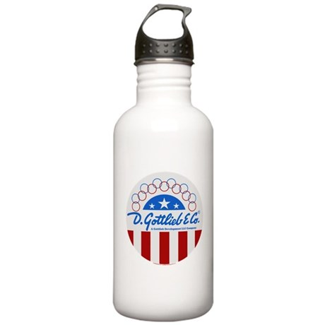 "Gottlieb® ""Stars & Stripes"" Logo Stainless Wat"