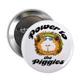 "Power to the Piggies 2.25"" Button (100 pack)"