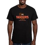 Beavers Men's Fitted T-Shirt (dark)