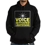 Voice Activated Lightstand Hoody