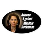 Arizona Against Michele Bachmann sticker