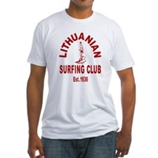 Lithuanian Surfing Club Shirt