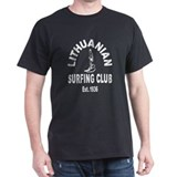 Lithuanian Surfing Club T-Shirt