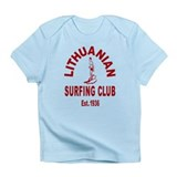 Lithuanian Surfing Club Infant T-Shirt