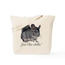 Just ChinChillin' Tote Bag