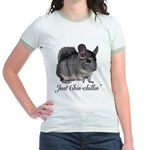 Just ChinChillin' Jr. Ringer T-Shirt