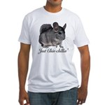Just ChinChillin' Fitted T-Shirt