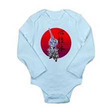 kendo Long Sleeve Infant Bodysuit