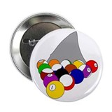 "Pool Shark 2.25"" Button (100 pack)"