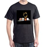 Dare Devil Snail  T-Shirt