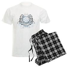 Volleyball Aunt Pajamas