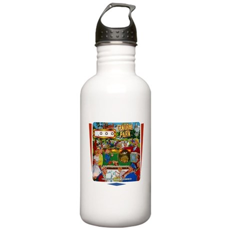 "Gottlieb® ""Central Park"" Stainless Water Bottl"