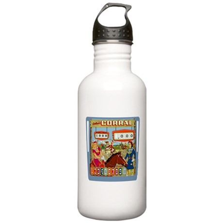 "Gottlieb® ""Corral"" Stainless Water Bottle 1.0L"