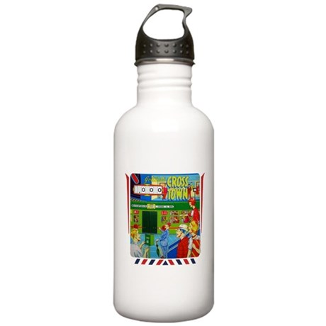 "Gottlieb® ""Cross Town"" Stainless Water Bottle"