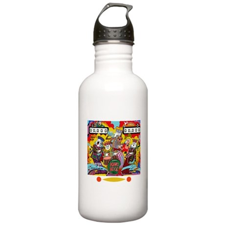 "Gottlieb® ""King Kool"" Stainless Water Bottle 1"