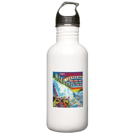 Gottlieb&reg; &quot;Niagara&quot; Stainless Water Bottle 1.0