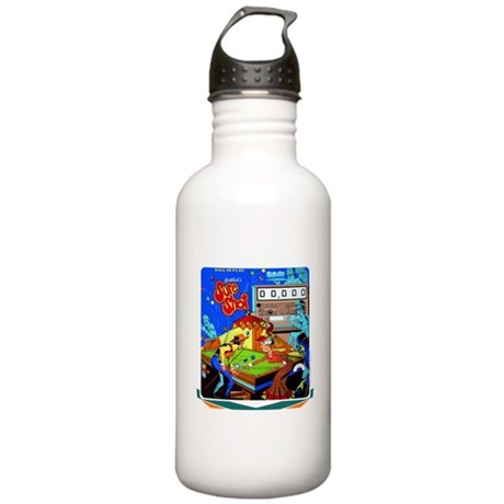 "Gottlieb® ""Sure Shot"" Stainless Water Bottle 1"