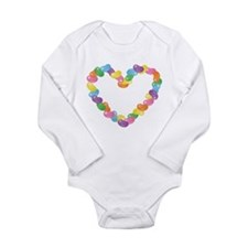 JellyBeanHeart Body Suit