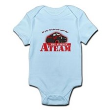 Flippin' A Team Infant Bodysuit