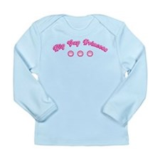 Flip Cup Princess Long Sleeve Infant T-Shirt