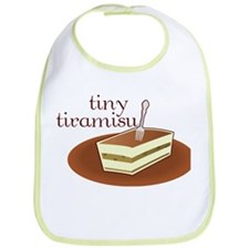 Tiny Tiramisu Infant Bib