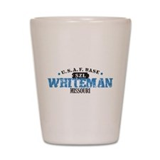 Whiteman Air Force Base Shot Glass