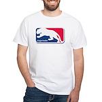 Cougar Hunter White T-Shirt