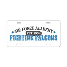 Air Force Falcons Aluminum License Plate