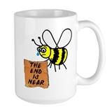 The End is Near Bee Mug