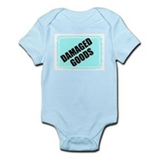DAMAGED GOODS Infant Creeper