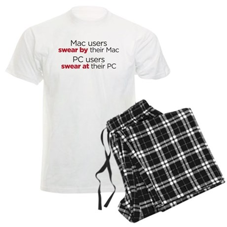 MAc Users / PC Users Men's Light Pajamas