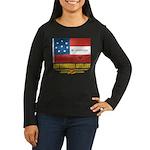 8th Tennessee Artillery Women's Long Sleeve Dark T